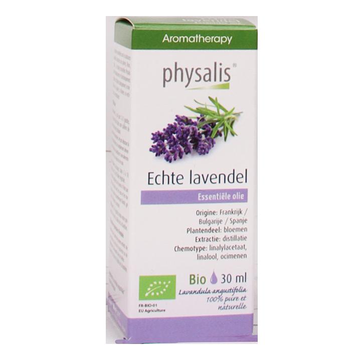 Physalis Lavendel Echte Bio 30ml