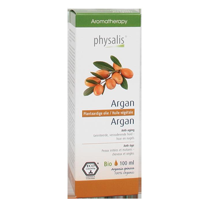 Physalis Argan Olie Bio
