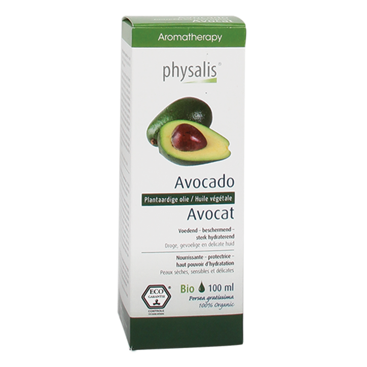 Physalis Avocado Olie Bio