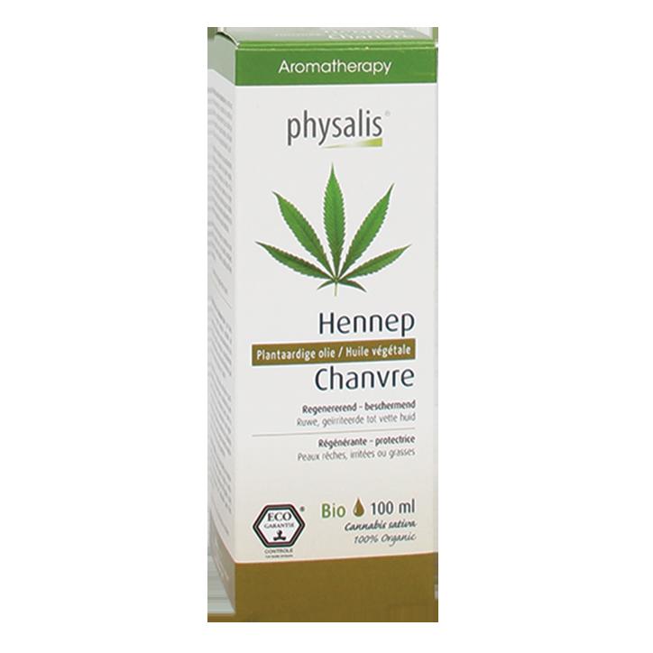 Physalis Hennep Bio