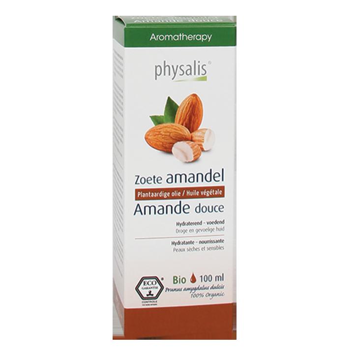 Physalis Zoete Amandel Olie Bio
