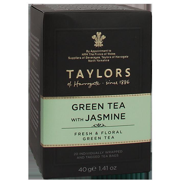 Taylors Of Harrogate Green Tea Jasmine