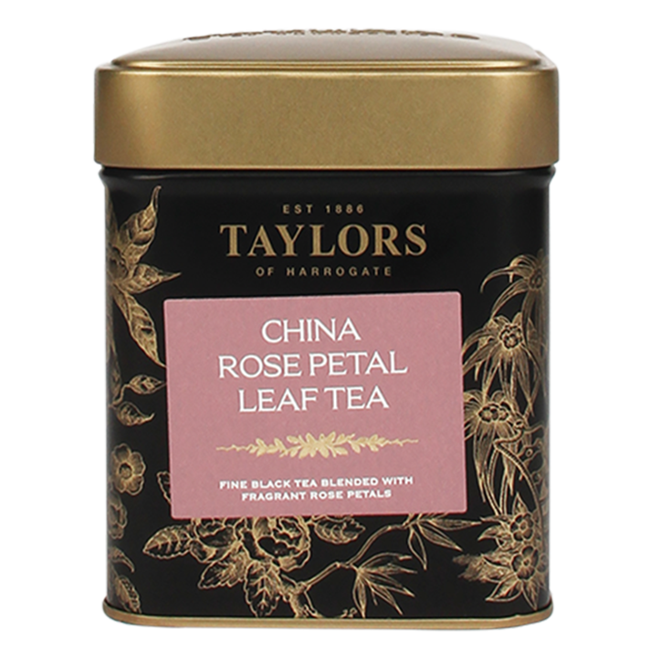 Taylors Of Harrogate China Rose Petal Leaf Tea Losse Thee
