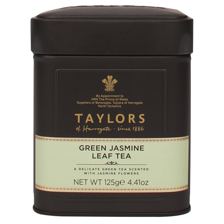 Taylors Of Harrogate Green Jasmine Leaf Tea Losse Thee