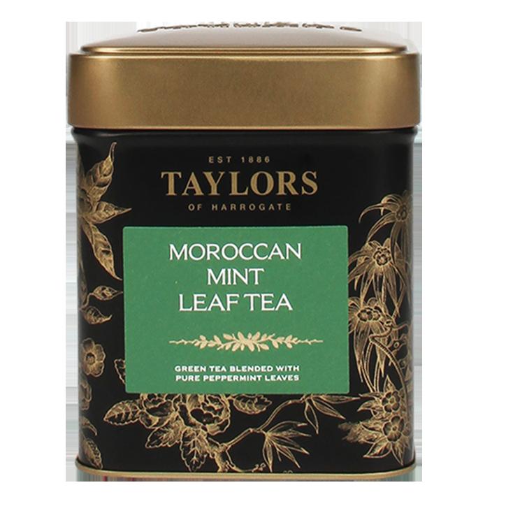 Taylors Of Harrogate Moroccan Mint Leaf Tea Losse Thee