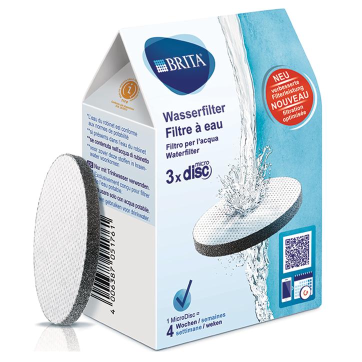 Brita Microdisc Filters 3-Pack