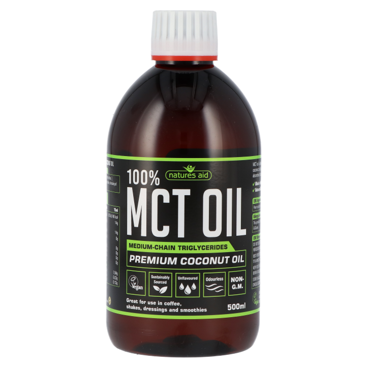 Nature's Aid MCT Oil (500ml)