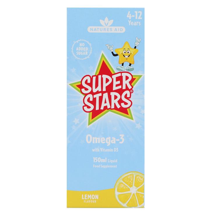 Natures Aid Kidz Omega 3