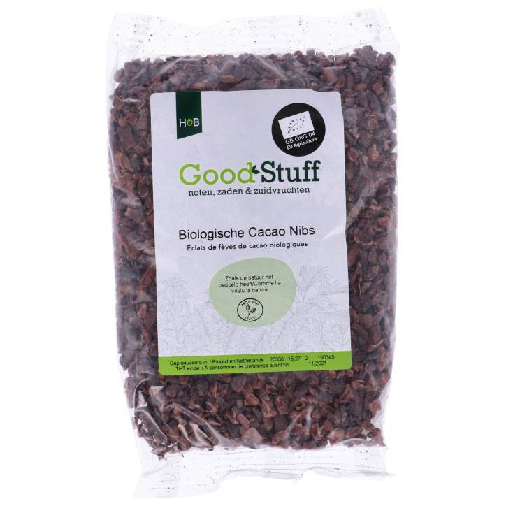 Holland & Barrett Cacao Nibs Bio