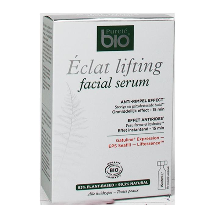 Pureté Bio Eclat Lifting Facial Serum (15x2ml Ampullen)