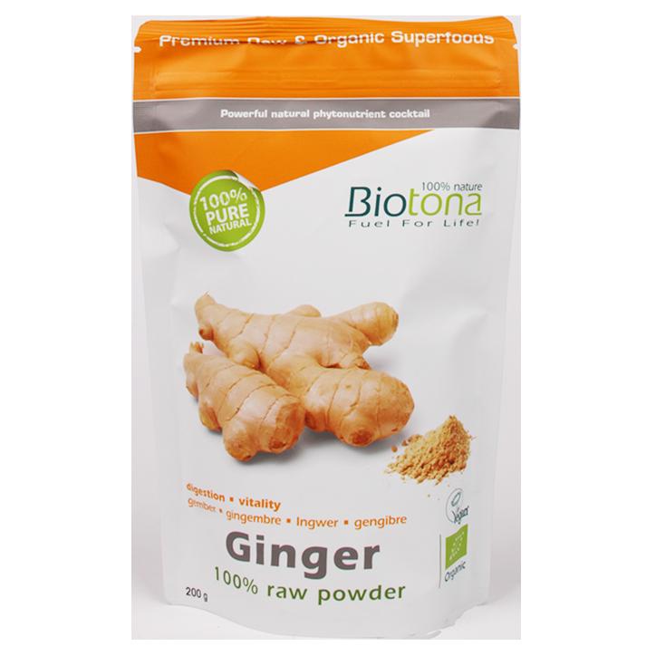 Biotona 100 % Gingembre (200g)