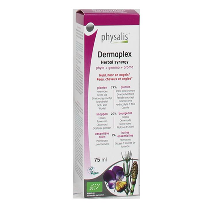 Physalis Dermaplex Kruiden Synergie Druppels Bio