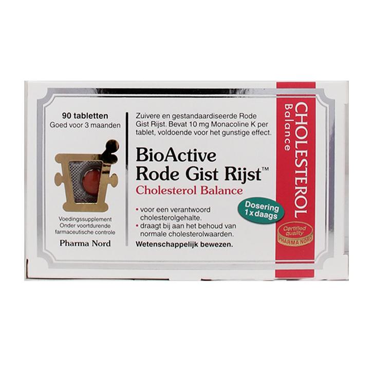 Pharma Nord BioActive Rode Gist Rijst