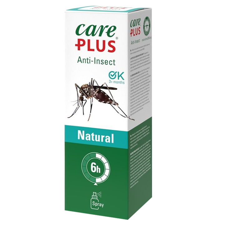 Care Plus Anti-Insect Natural Spray (100ml)
