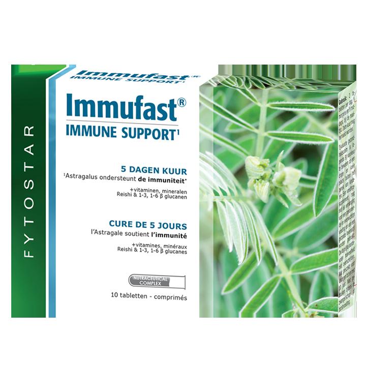 Fytostar Immufast Immune Booster (10 Tabletten)