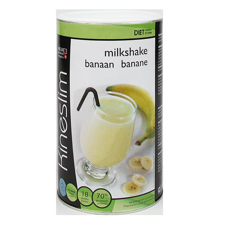 Kineslim Milkshake Banaan (400gr)