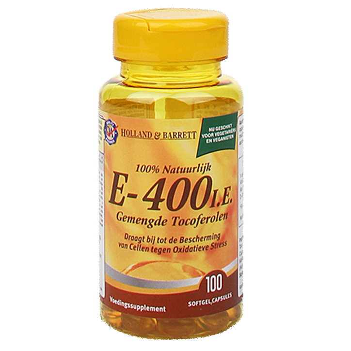 Holland & Barrett Vitamine E-400 Complex