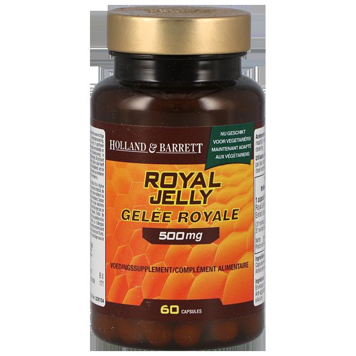 Holland & Barrett Gelée Royale 500mg