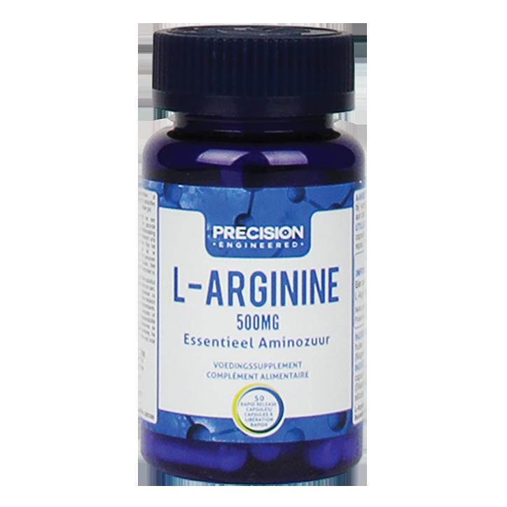 Precision Engineered L-Arginine 500mg