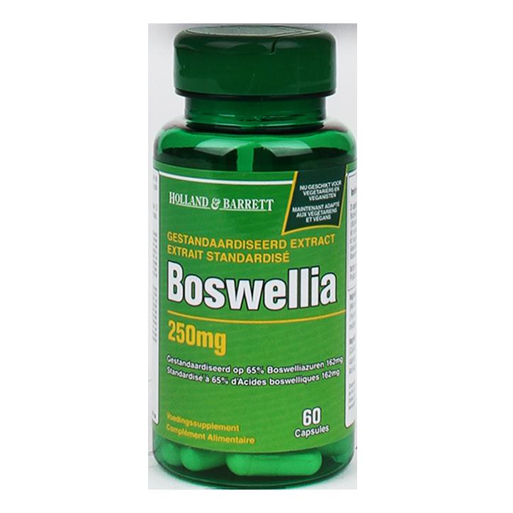 Holland & Barrett Boswellia, 250mg (60 Capsules)