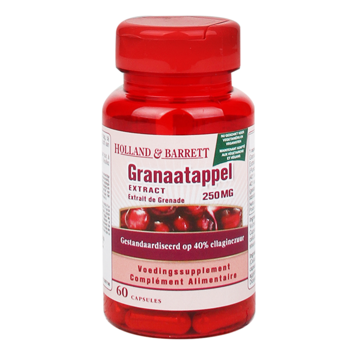 Holland & Barrett Granaatappelextract 250mg