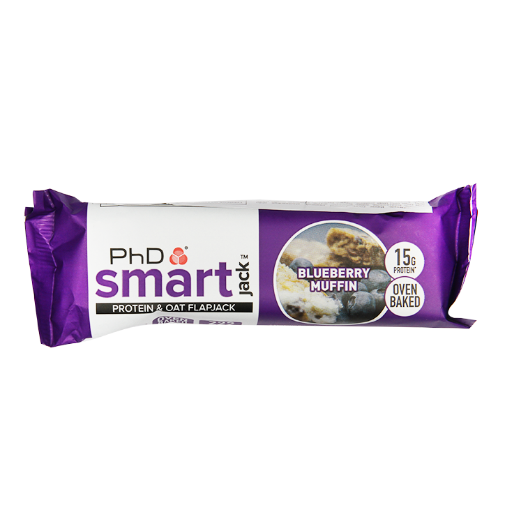 PhD Smart Flapjack Blueberry Muffin