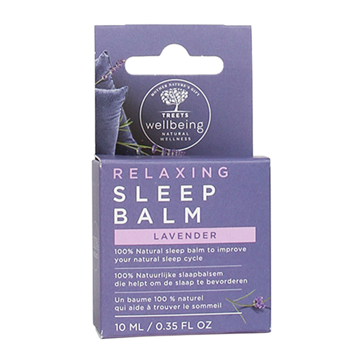 Treets Sleep Balm Relaxing Lavender