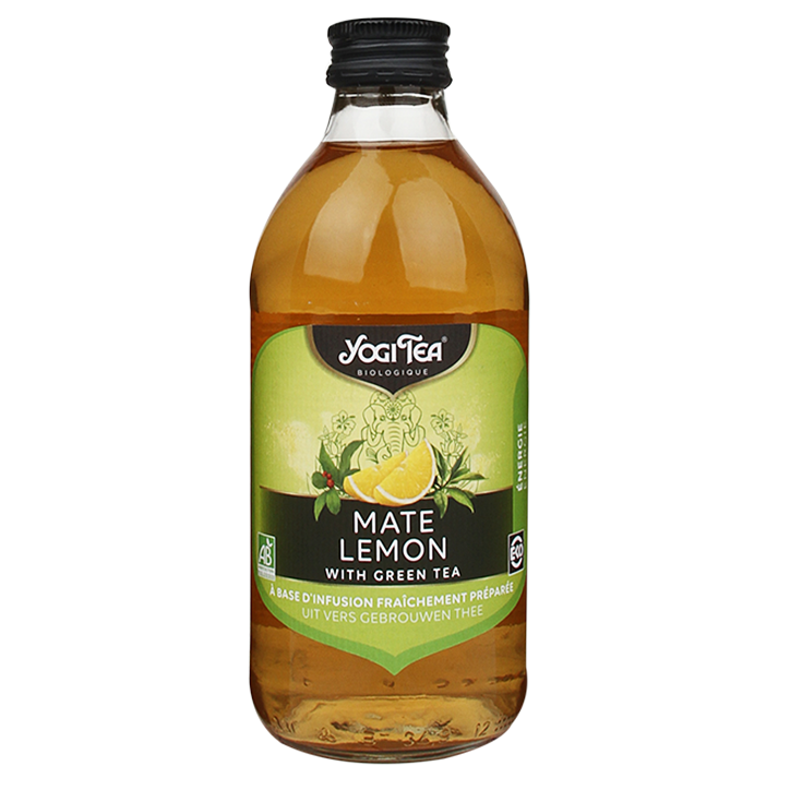 Yogi Tea Cold Mate Lemon Bio (330ml)