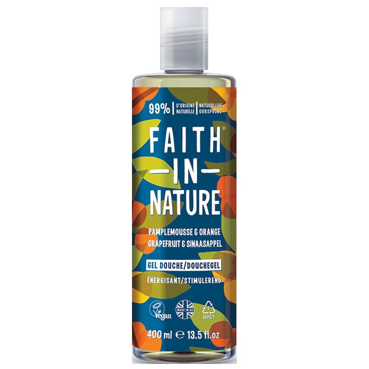 Faith In Nature Grapefruit En Orange Body Wash