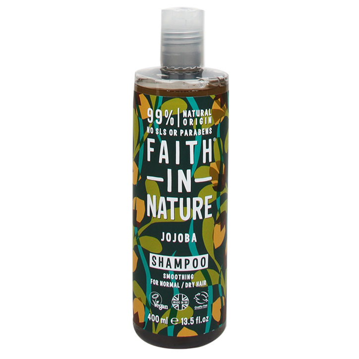 Faith In Nature Jojoba Shampoo