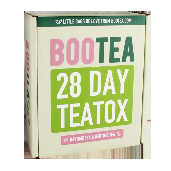 Bootea Teatox 28 jours