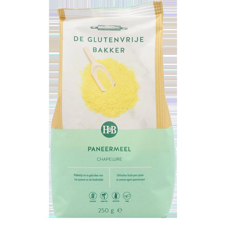 De Glutenvrije Bakker Paneermeel (250gr)