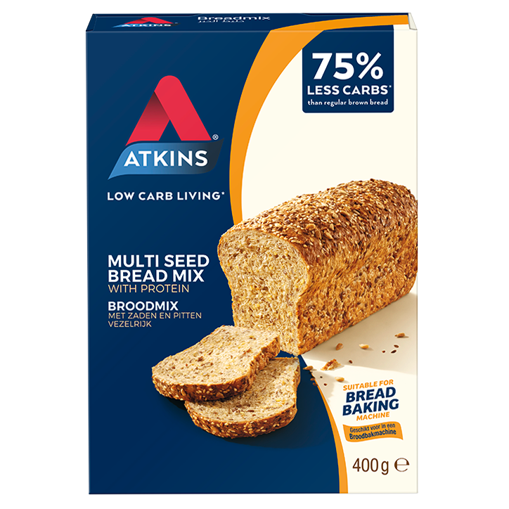 Atkins Advantage Meergranen Broodmix