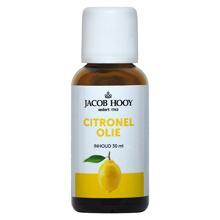 Jacob Hooy Citronel Olie