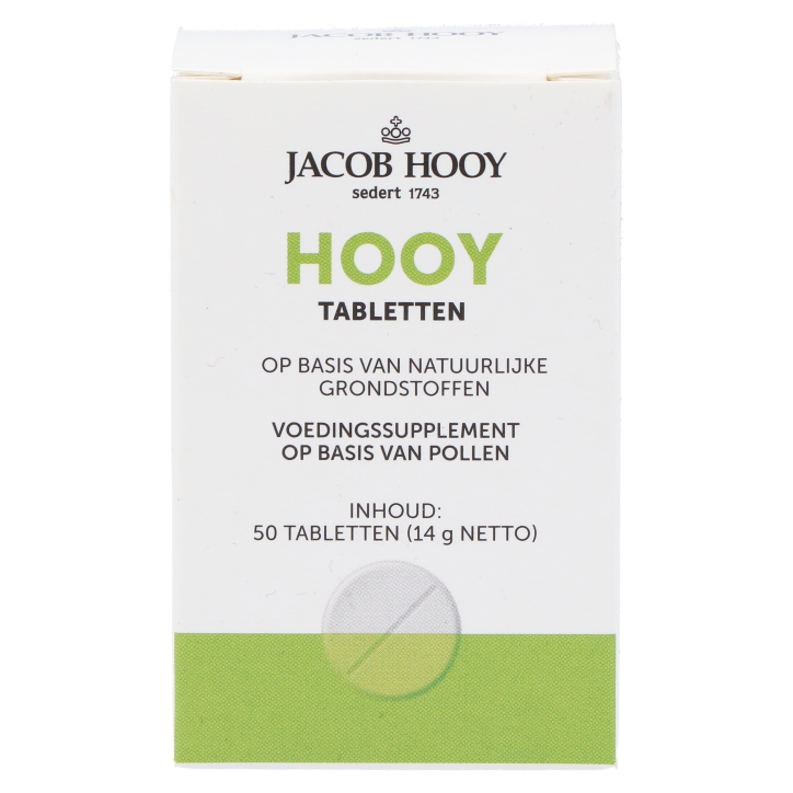 Jacob Hooy HooyFree (50 Tabletten)