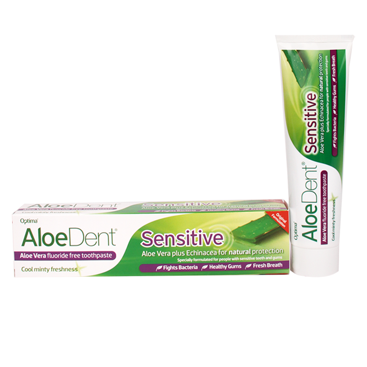 Aloe Dent Tandpasta Sensitive