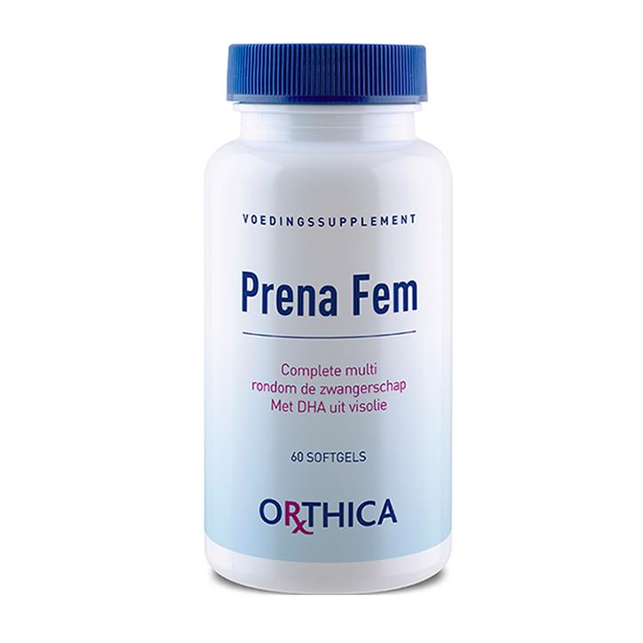 Orthica Prena Fem (60 Capsules)
