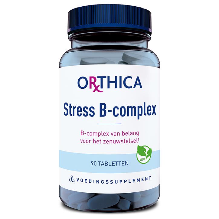 Orthica Stress Vitamine B Complex (90 Tabletten)