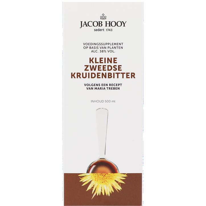 Jacob Hooy Zweedse Kruidendrank (500ml)