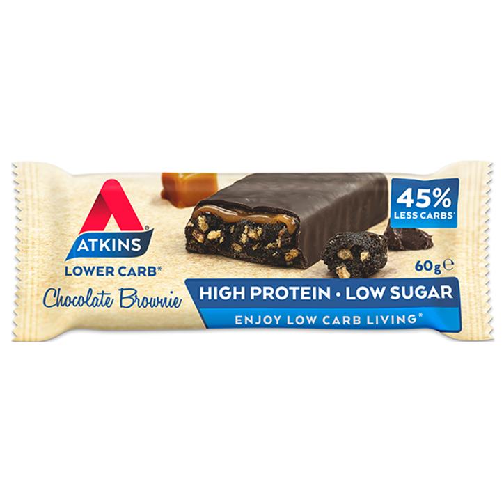 Atkins Advantage Chocolate Brownie 60gr