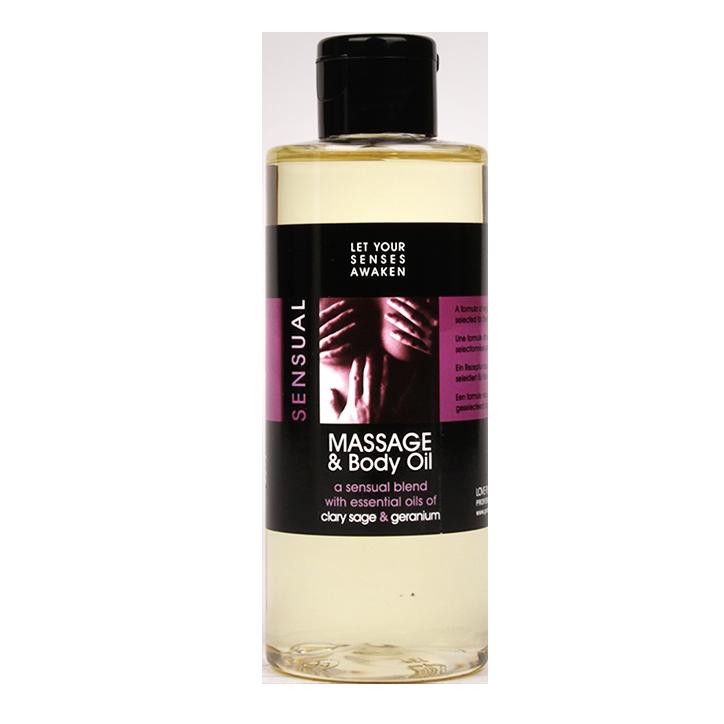 Love Play Massage Oil Sensual 200ml
