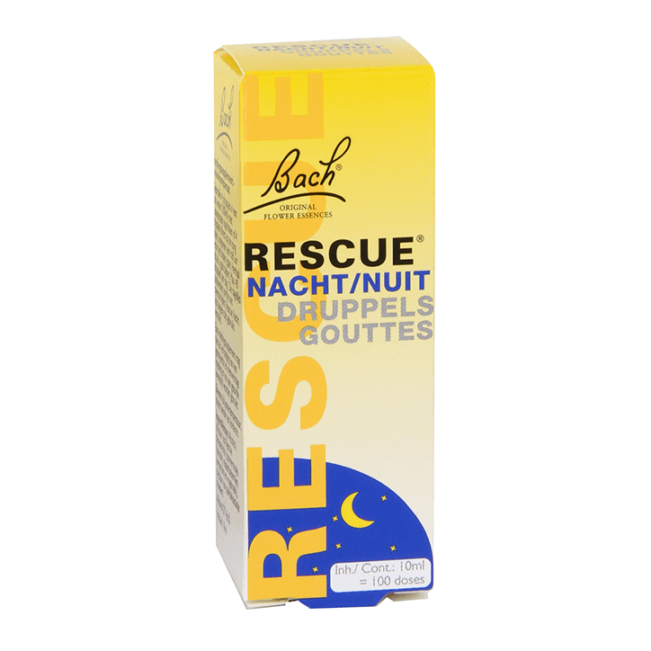 Bach Rescue Nacht Druppels (10ml)