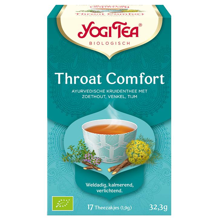 Yogi Tea Confort de la gorge
