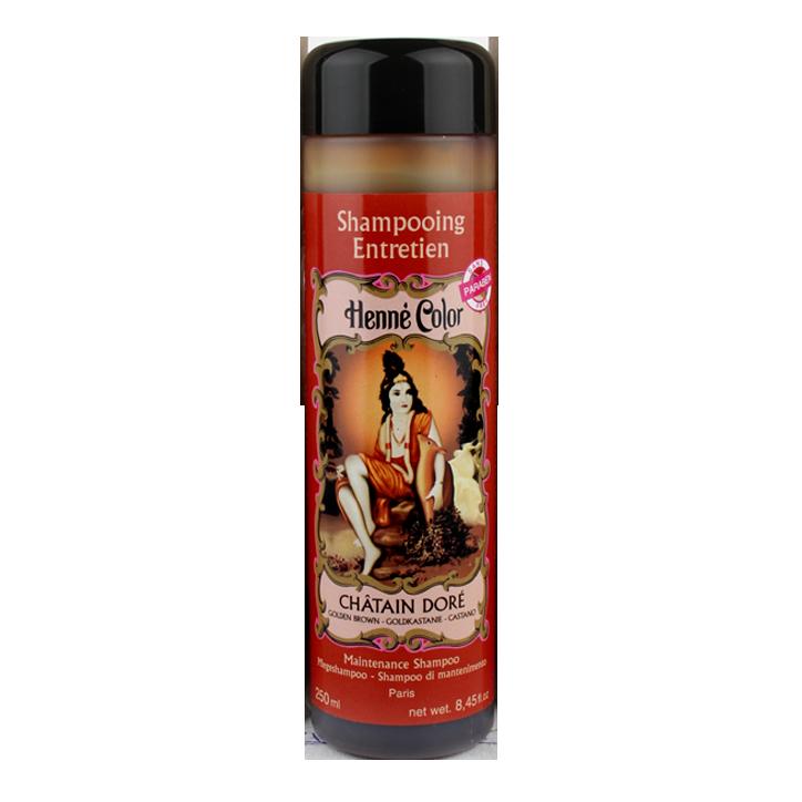 Henne Color Shampoo Kastanje
