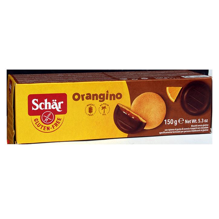 Schär Koekjes Orangino Glutenvrij