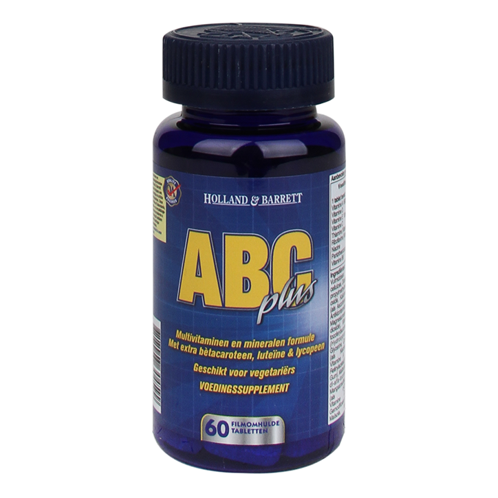 Holland & Barrett ABC Plus (60 Tabletten)