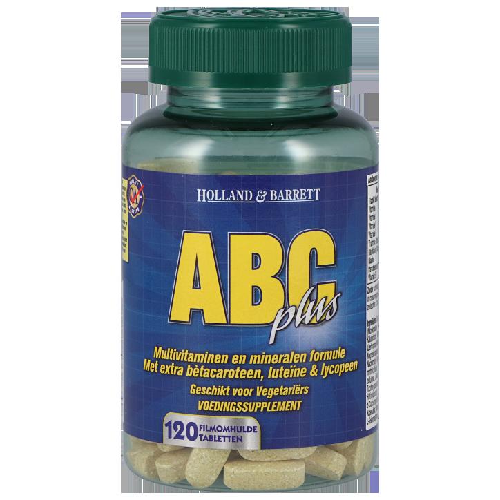 Holland & Barrett Multi ABC Plus (120 Tabletten)