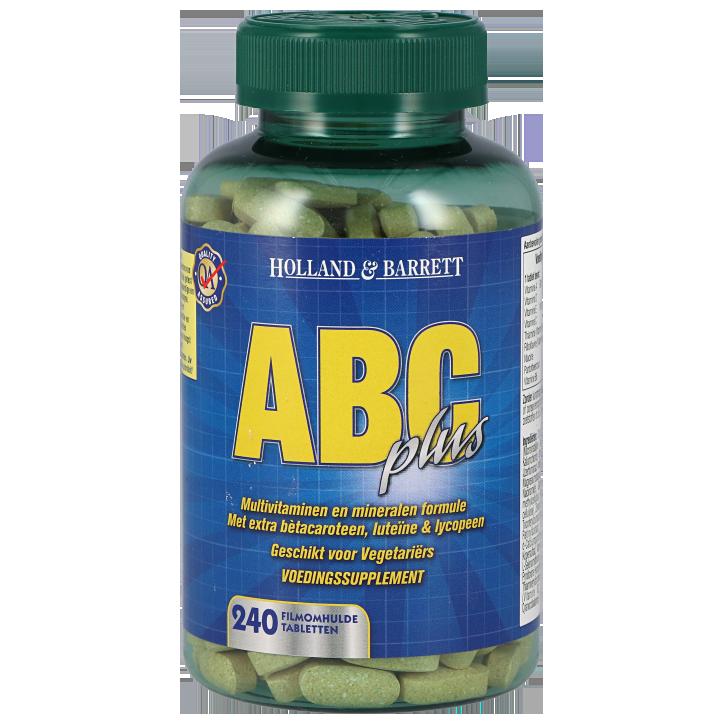 Holland & Barrett Multi ABC Plus (240 Tabletten)