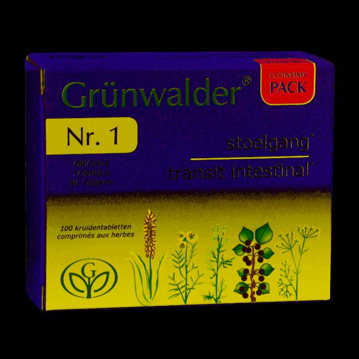 Grunwalder Grünwalder Nr. 1 (100 Tabletten)