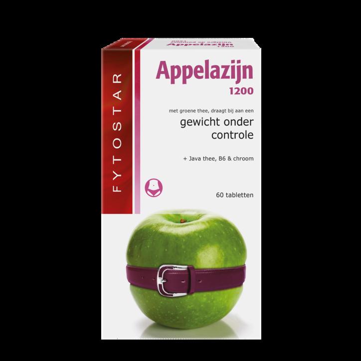 Fytostar Appelazijn (60 Tabletten)